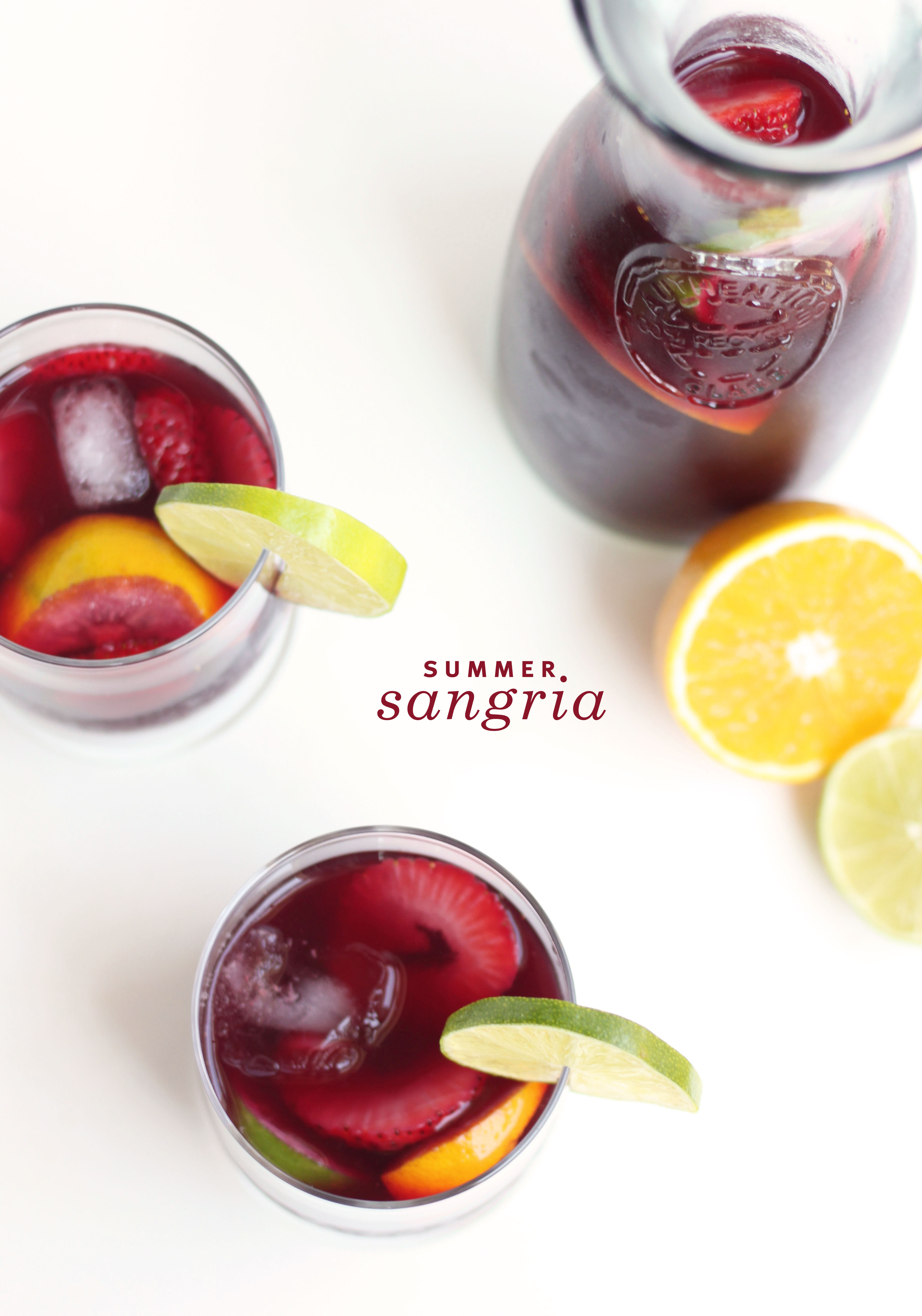 SUMMER SANGRIA | Blog | Style for the Privileged